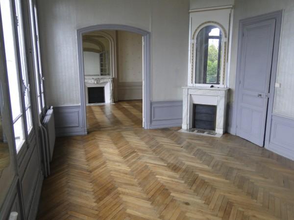 Rouen prefecture vieux marche saint gervais immobilier for Location appartement meuble rouen